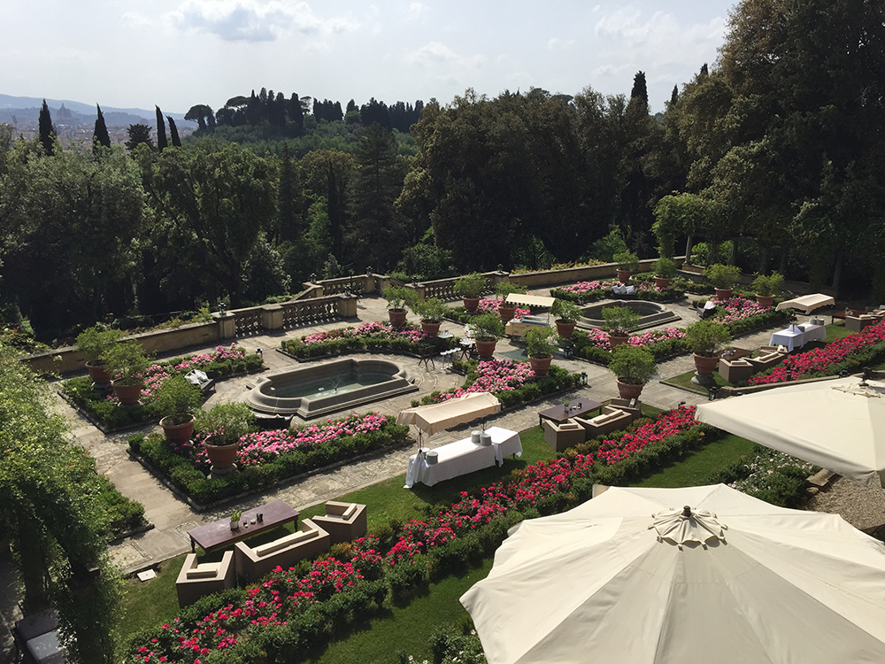 exclusive hotel in Florence Tuscany