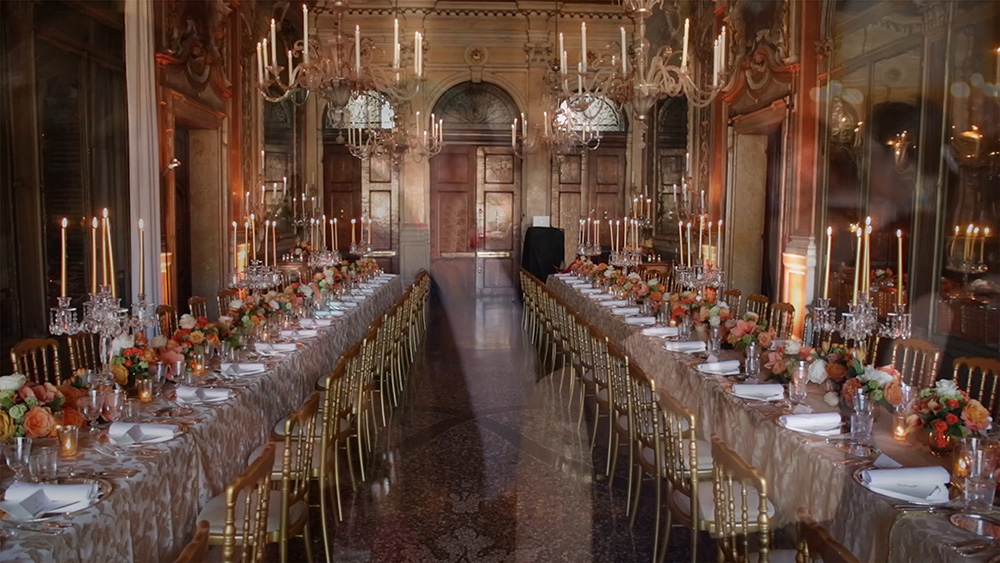 historical palace location for exclusive events