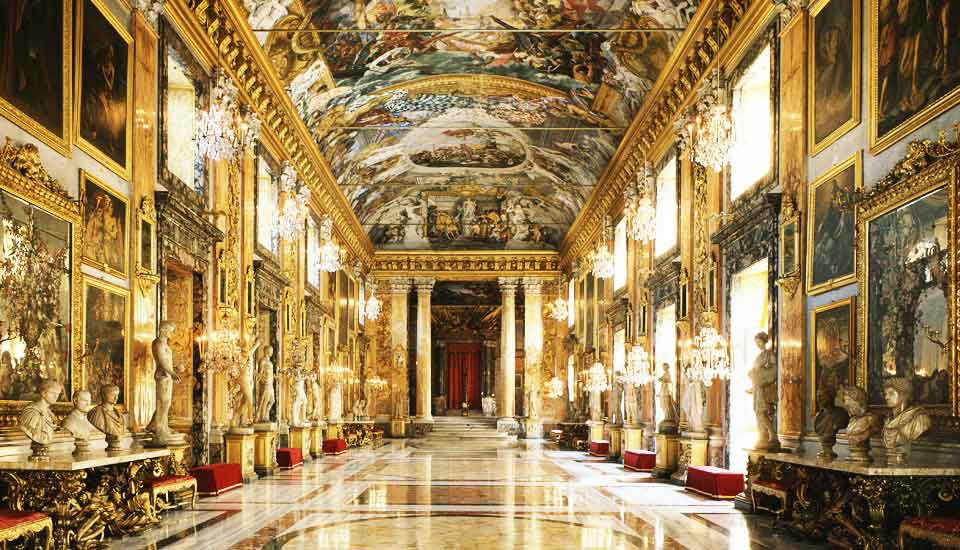 luxury exclusive locations in Italy