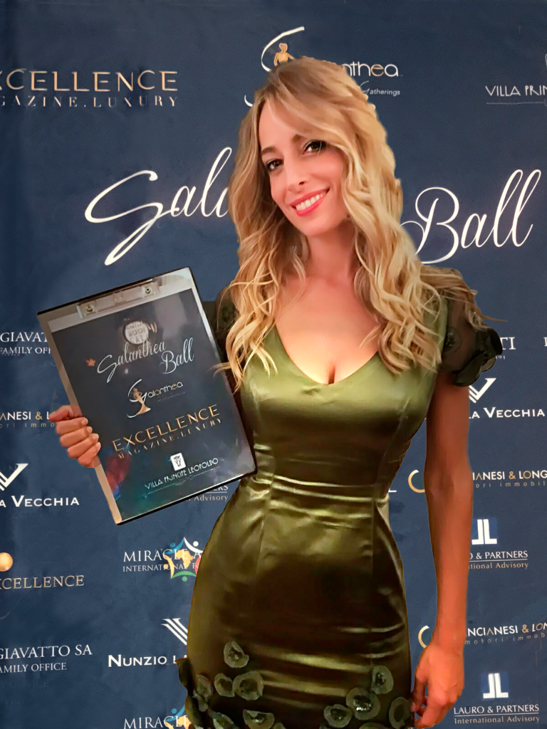 Jessica Polsky,Galanthea Ball