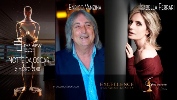 incontro con Enrico Vanzina e Isabella Ferrari